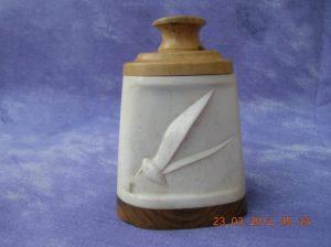 Virage - sculptures en os / Bone Carving