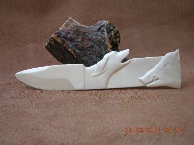 Sculptures : Sangliers