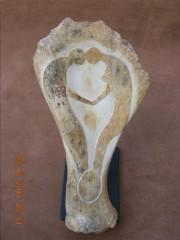 Sculptures sur Os : la création ...