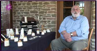 Interview de Michel Le Vaillant sur la WebTV du pays de Chateaubriand